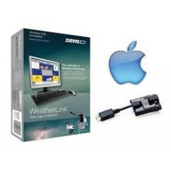 DW-6520  Datalogger e software WeatherLink per Mac