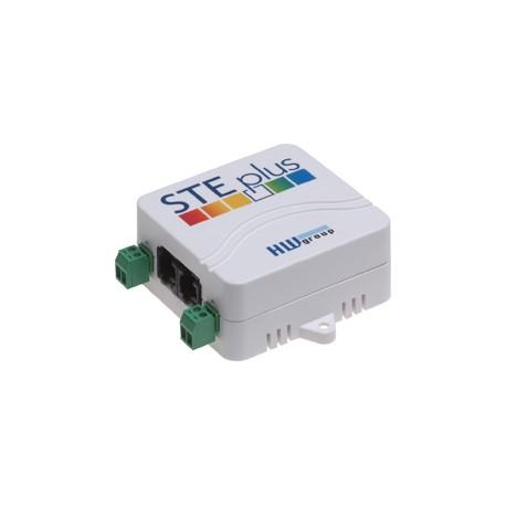 HWg-STE plus: Termometro Ethernet con ingressi digitali